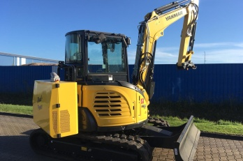 Yanmar dual power ViO57